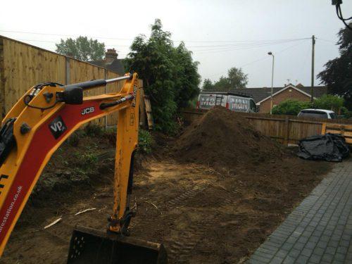 Landscaping in Ashford